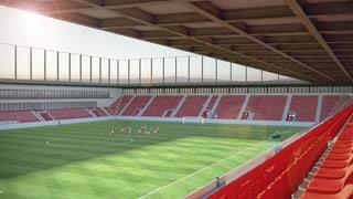 Wirren um geplantes Fussballstadion