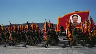 Nordkorea: Kriegsrhetorik schockt Verbündeten