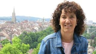 Barbara Egger: «Ich freue mich, meinen Tag selber einzuteilen»