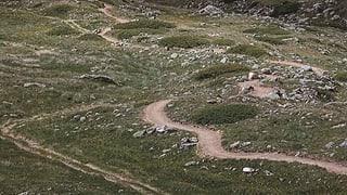 Lai: Novas vias per velos da muntogna