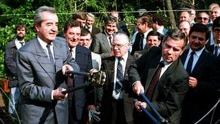 Fall des Eisernen Vorhangs Gespräche mit Zeitzeugen aus Osteuropa