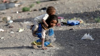 «Fast eine halbe Million Kinder leidet an Hunger»