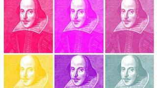Shakespeare, in Filmen versteckt