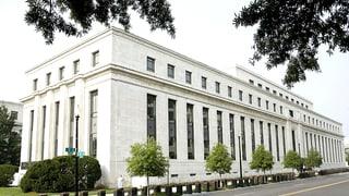 US-Notenbank entzieht der Wirtschaft ein paar Krücken