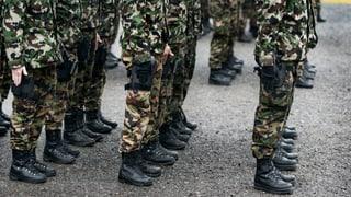 Armee soll doch mehr Geld erhalten