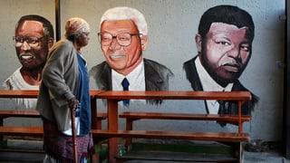 ANC: Als Terroristen gejagt, als Friedensstifter geehrt