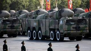 China steigert seine Waffenexporte