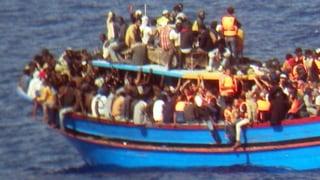 Zahl der ertrunkenen Bootsflüchtlinge im Mittelmeer steigt rasant