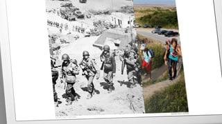 Der «D-Day» im Netz: zwischen Chronik und Kommerz