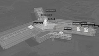 Im virtuellen Rundgang durch Assads Foltergefängnis