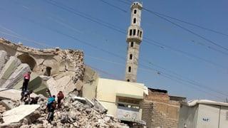 IS zerstört historische Stätten im Irak