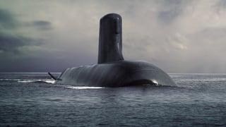 Franzosen bauen U-Boote aus «australischem Stahl»