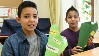 Flüchtlingskinder: Schweizer Lehrer fordern mehr Geld