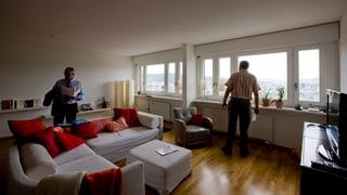 Wohnungen in Städten sind 21 Tage lang ausgeschrieben