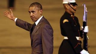 Obama trifft Castro in Panama – mehr als nette Worte?
