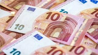 Neue 10-Euro-Note mischt sich unters Volk