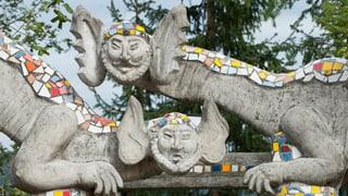 Spreitenbach: Bruno-Weber-Park hat wieder einen Stiftungsrat