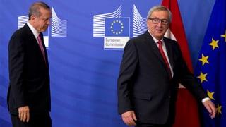 Flüchtlingspolitik: Türkei brüskiert EU