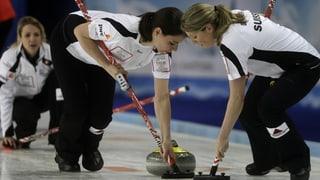 Zweite Niederlage für Aarauer Curlerinnen an der WM
