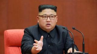 Kim Jong Un: Atomwaffenprogramm sichert Nordkoreas Überleben