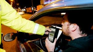 Weniger Alkohol – weniger Unfälle