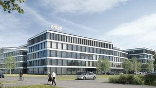 Amag-Konzernsitz entsteht nicht im Aargau sondern in Cham