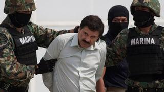 «El Chapo» wird die Eitelkeit zum Verhängnis
