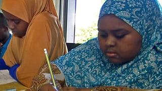 Kopftuch-Verbot auf der Schulbank