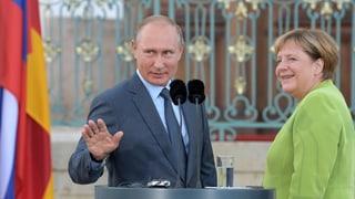 Berlin und Moskau auf Annäherungskurs