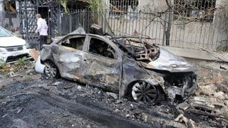 En Siria vegni cumbattì vinavant