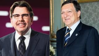 Klapproth trifft seinen alten Uni-Freund José Manuel Barroso
