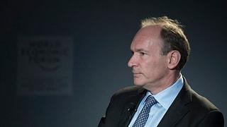 Berners-Lee: «Die Unschuld des Internets ging verloren»