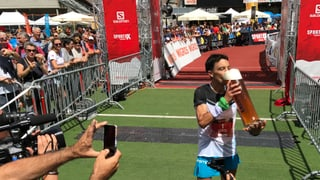 Triumf spagnol al Swissalpine 2017