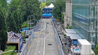 Nagina cursa d'autos tras Turitg