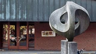 Grosses Interesse für «Kunst am Bau» beim Gefängnis Deitingen