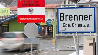 Austria introducescha controllas da cunfin al Brenner