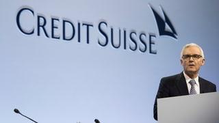 Credit Suisse: Sin buna via cun la dretga squadra
