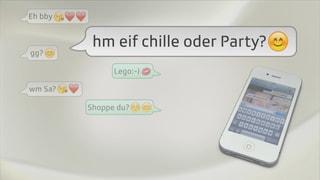 yolo, lol, ka – kleine Sammlung mit SMS-Abkürzungen