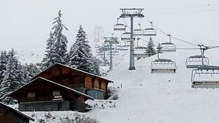 Das unsichere Geschäft mit dem Winter