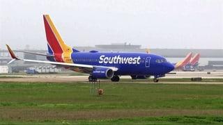 Flugverbot für Passagierflugzeuge Boeing 737 Max in Nordamerika