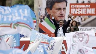 Italien: Stimmungstest für neue Regierung