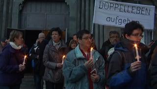 Protest-Briefe: Post für Bischof Huonder