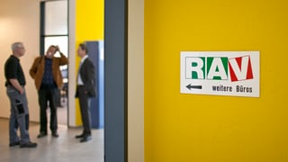 RAV-Aussenposten werden noch nicht geschlossen