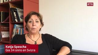 Da la Germania en Svizra: «Jau sun vegnida sauna» (Artitgel cuntegn video)