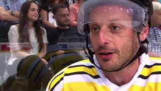 Mark Streit vs. Roman Josi: Heisses Promi-Duell auf dem Eis