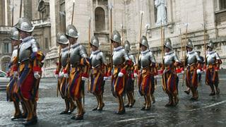 Nova caserna per gardists papals
