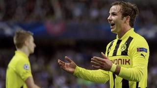 Dortmund-Star Götze wechselt zu Bayern