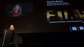«Die Solothurner Filmtage sind viel entspannter»