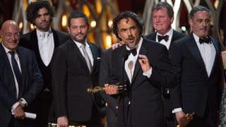 Bester Film: Oscar für «Birdman»