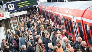 Streiks bei der Deutschen Bahn werden beendet